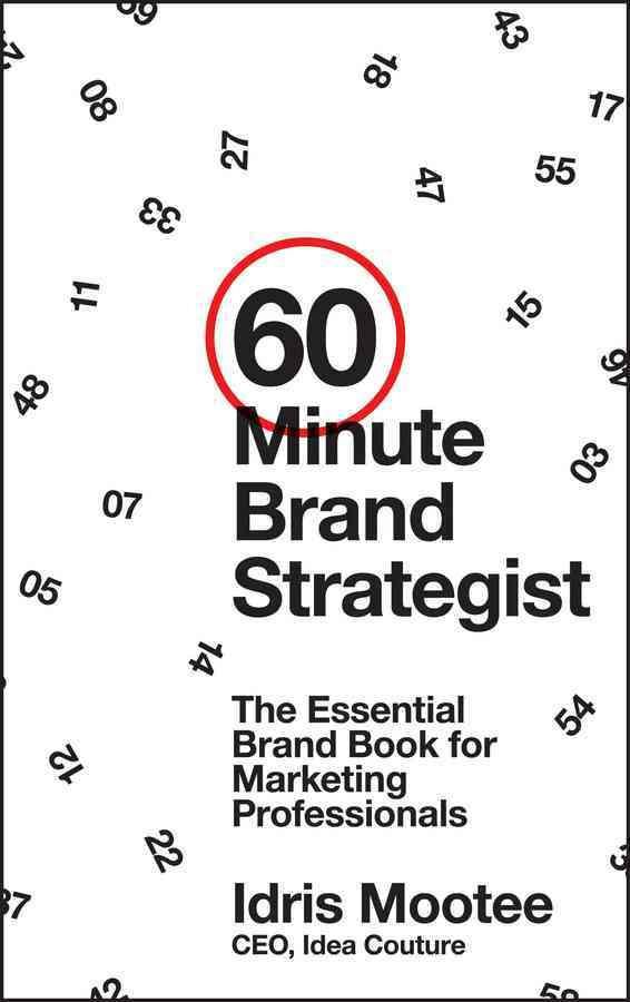 60-Minute Brand Strategist By Mootee, Idris